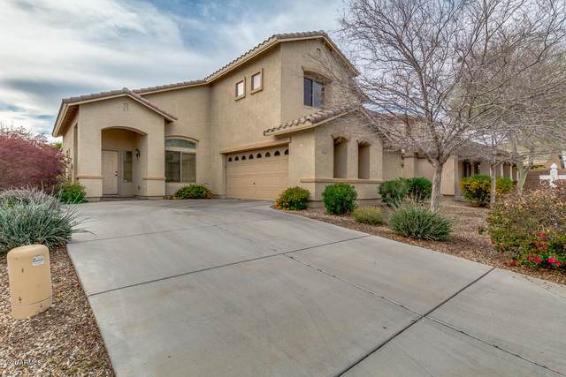 16218 N 153RD Avenue, Surprise, AZ 85374 (MLS #6083259) :: Yost Realty Group at RE/MAX Casa Grande