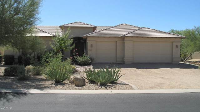5443 E Desert Forest Trail Trail, Cave Creek, AZ 85331 (MLS #6083263) :: The Luna Team