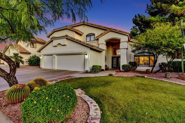 3583 W Jasper Drive, Chandler, AZ 85226 (MLS #6083293) :: Lifestyle Partners Team