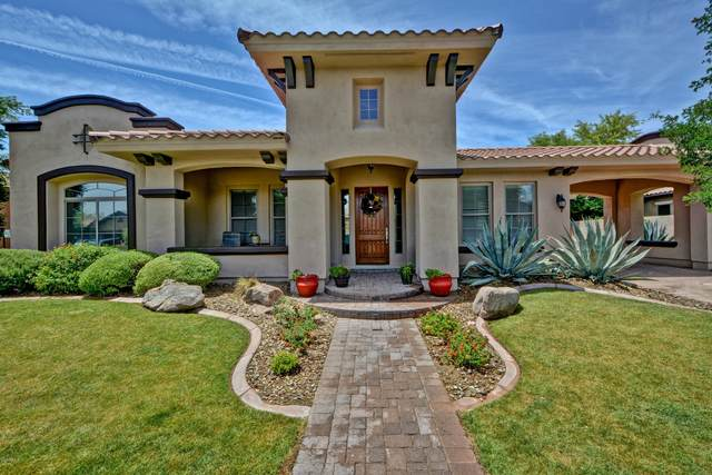 30680 N 126th Drive, Peoria, AZ 85383 (MLS #6083297) :: The Daniel Montez Real Estate Group