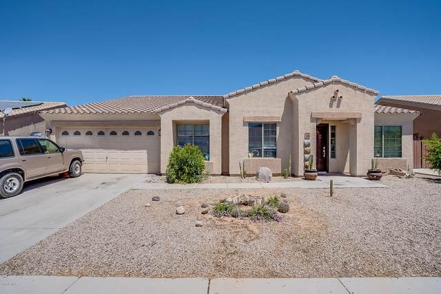 1236 W Avalon Canyon Drive, Casa Grande, AZ 85122 (MLS #6083304) :: Brett Tanner Home Selling Team