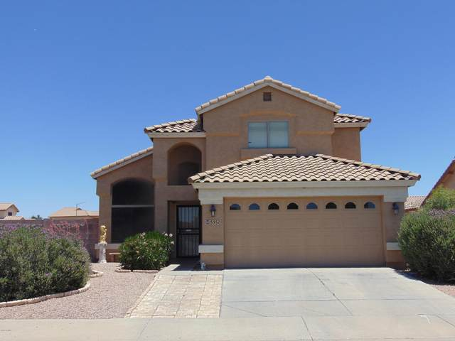535 E Palo Verde Street, Casa Grande, AZ 85122 (MLS #6083322) :: Lux Home Group at  Keller Williams Realty Phoenix