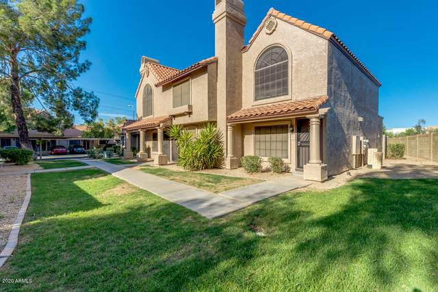 3491 N Arizona Avenue #53, Chandler, AZ 85225 (MLS #6083325) :: The Daniel Montez Real Estate Group