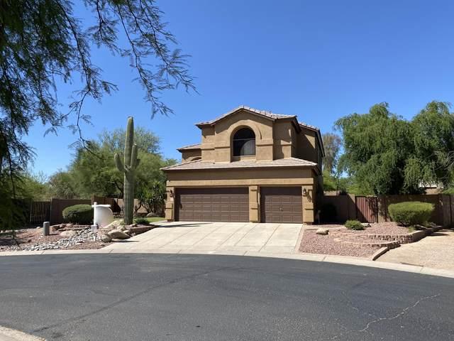 2927 N Rowen Circle, Mesa, AZ 85207 (MLS #6083339) :: Lux Home Group at  Keller Williams Realty Phoenix