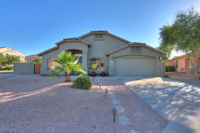 41989 W Kennedy Court, Maricopa, AZ 85138 (MLS #6083343) :: The W Group