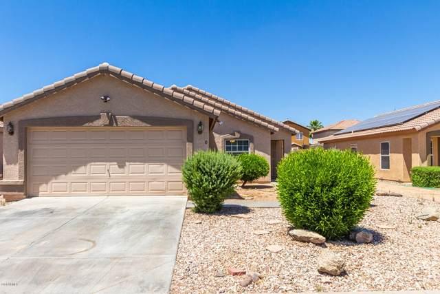 12610 W Bloomfield Road, El Mirage, AZ 85335 (MLS #6083363) :: Yost Realty Group at RE/MAX Casa Grande