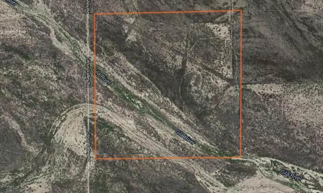 37001 S Citrus Valley Road, Gila Bend, AZ 85337 (MLS #6083373) :: Yost Realty Group at RE/MAX Casa Grande