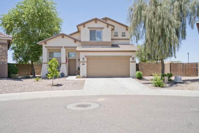 2016 S 102ND Lane, Tolleson, AZ 85353 (MLS #6083378) :: Kepple Real Estate Group