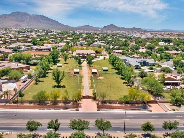 2683 E Chandler Heights Road, Gilbert, AZ 85298 (MLS #6083380) :: The Daniel Montez Real Estate Group