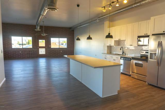 424 S 2ND Street #204, Phoenix, AZ 85004 (MLS #6083382) :: Revelation Real Estate