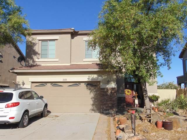 3029 N Desert Horizons Lane, Casa Grande, AZ 85122 (MLS #6083388) :: Scott Gaertner Group