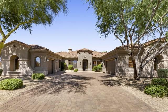 18063 N 100TH Way, Scottsdale, AZ 85255 (MLS #6083397) :: Russ Lyon Sotheby's International Realty