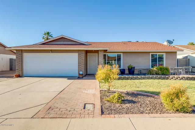 746 W Rosal Place, Chandler, AZ 85225 (MLS #6083405) :: The Daniel Montez Real Estate Group