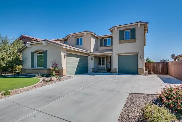 335 W Yellow Wood Avenue, San Tan Valley, AZ 85140 (MLS #6083409) :: My Home Group