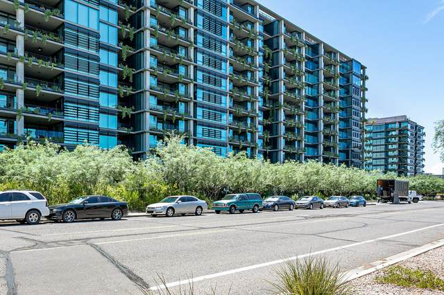 7120 E Kierland Boulevard #819, Scottsdale, AZ 85254 (MLS #6083411) :: Lux Home Group at  Keller Williams Realty Phoenix