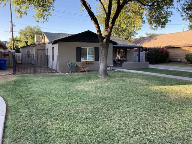 322 E Mitchell Drive, Phoenix, AZ 85012 (MLS #6083413) :: The Daniel Montez Real Estate Group