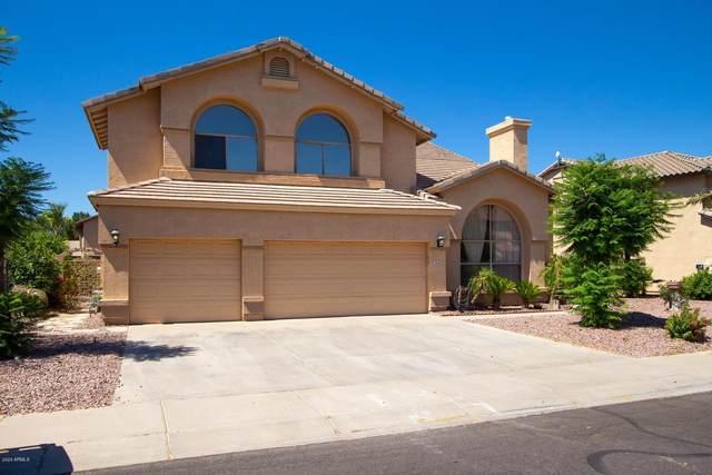 1550 E Toledo Street, Gilbert, AZ 85295 (MLS #6083417) :: The Daniel Montez Real Estate Group