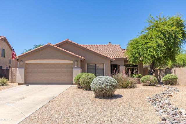 4317 E Williams Drive, Phoenix, AZ 85050 (MLS #6083438) :: The Laughton Team