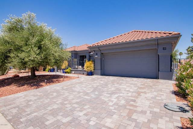 14710 W Trading Post Drive, Sun City West, AZ 85375 (MLS #6083460) :: Long Realty West Valley