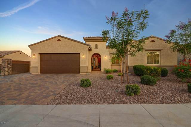 9829 W Lariat Lane, Peoria, AZ 85383 (MLS #6083461) :: The W Group