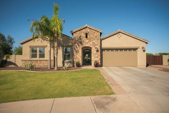 5246 S Opal Place, Chandler, AZ 85249 (MLS #6083467) :: Lucido Agency