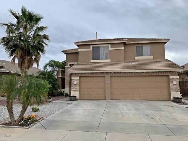 9171 W Melinda Lane, Peoria, AZ 85382 (MLS #6083469) :: The W Group