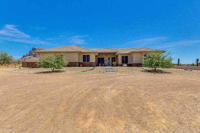 1527 N Boyd Road, Apache Junction, AZ 85119 (MLS #6083483) :: My Home Group