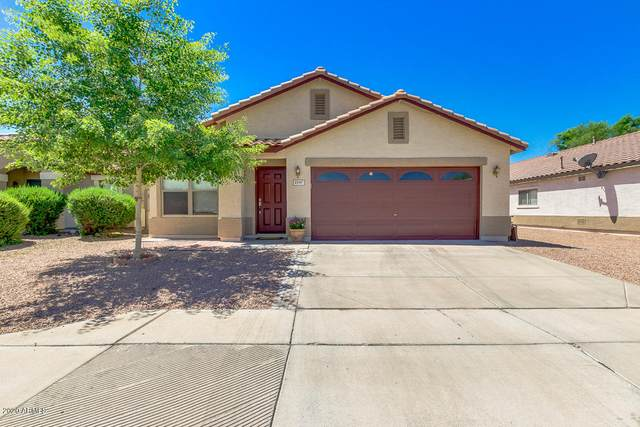 8547 E Lakeview Avenue, Mesa, AZ 85209 (MLS #6083499) :: Lucido Agency