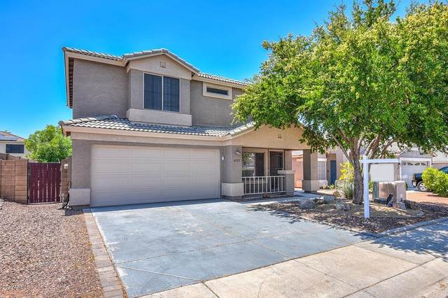 6523 W West Wind Drive, Glendale, AZ 85310 (MLS #6083511) :: The W Group