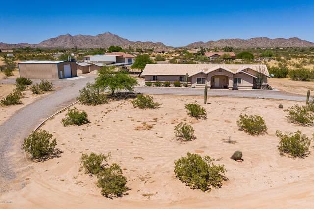 8166 N Bel Air Road, Casa Grande, AZ 85194 (MLS #6083530) :: Lux Home Group at  Keller Williams Realty Phoenix