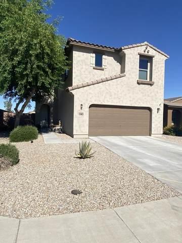 21841 N Bolivia Street, Maricopa, AZ 85138 (MLS #6083544) :: The W Group