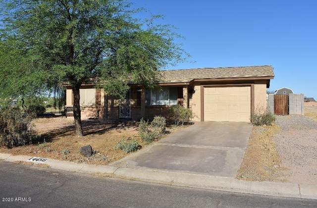 14456 S Tampico Road, Arizona City, AZ 85123 (MLS #6083548) :: The Results Group