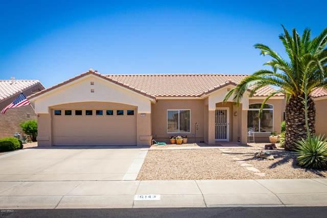16143 W Vista North Drive, Sun City West, AZ 85375 (MLS #6083573) :: Long Realty West Valley
