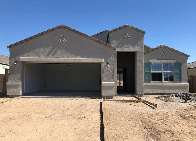 29460 W Mitchell Avenue, Buckeye, AZ 85396 (MLS #6083585) :: Long Realty West Valley