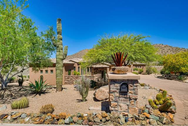14448 E Cortez Drive, Scottsdale, AZ 85259 (MLS #6083595) :: Lux Home Group at  Keller Williams Realty Phoenix