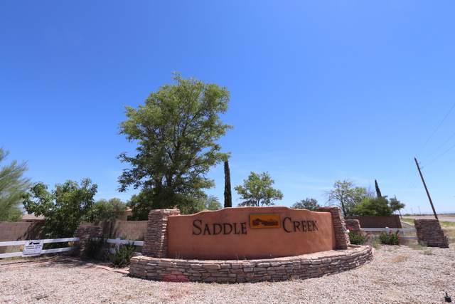 6897 W Palomino Way, Coolidge, AZ 85128 (MLS #6083603) :: Riddle Realty Group - Keller Williams Arizona Realty
