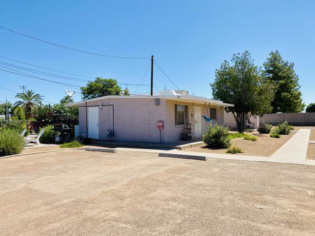 221 N Pinal Street, Florence, AZ 85132 (MLS #6083615) :: Devor Real Estate Associates