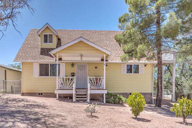 407 E Evergreen Street, Payson, AZ 85541 (MLS #6083623) :: Yost Realty Group at RE/MAX Casa Grande
