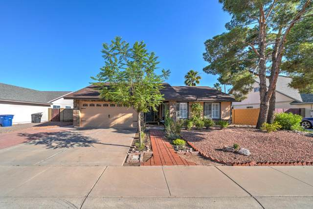 4913 W Boston Street, Chandler, AZ 85226 (MLS #6083629) :: Brett Tanner Home Selling Team