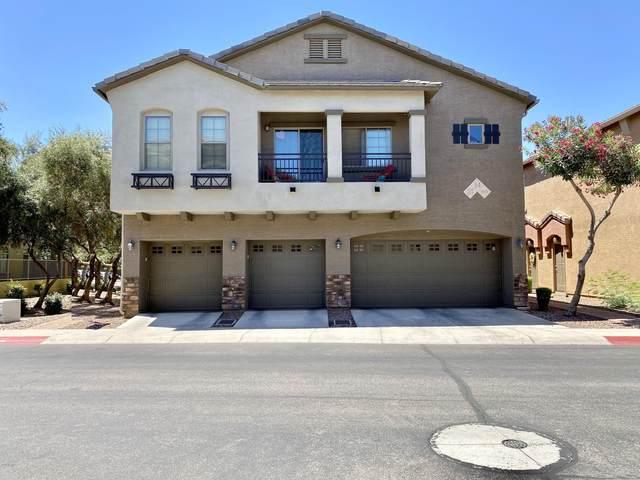 2024 S Baldwin Street #102, Mesa, AZ 85209 (MLS #6083640) :: Yost Realty Group at RE/MAX Casa Grande