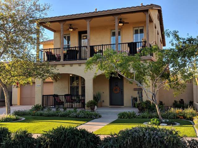 20429 W White Rock Road, Buckeye, AZ 85396 (MLS #6083642) :: Riddle Realty Group - Keller Williams Arizona Realty
