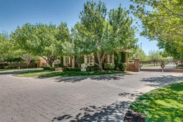 20553 E Pecan Lane, Queen Creek, AZ 85142 (MLS #6083645) :: The Property Partners at eXp Realty