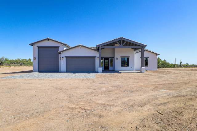 6741 E Milton Drive, Cave Creek, AZ 85331 (MLS #6083646) :: Openshaw Real Estate Group in partnership with The Jesse Herfel Real Estate Group
