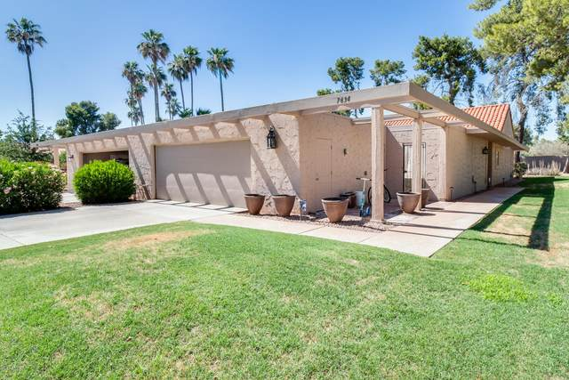 7634 E Casa Grande Road, Scottsdale, AZ 85258 (MLS #6083657) :: The Everest Team at eXp Realty