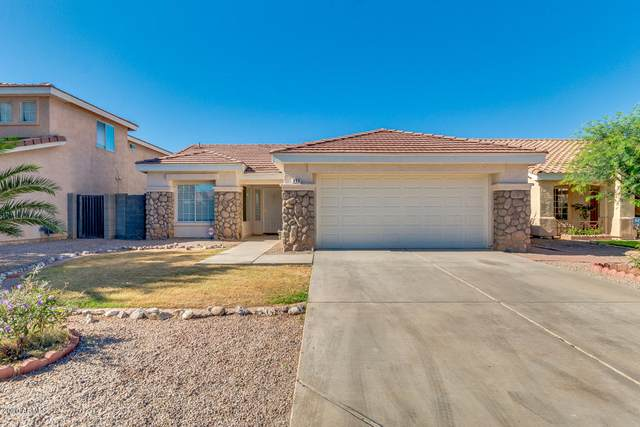 993 W Hudson Way, Gilbert, AZ 85233 (MLS #6083666) :: Conway Real Estate