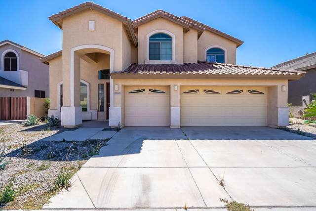 20529 N Donithan Way, Maricopa, AZ 85138 (MLS #6083670) :: The W Group