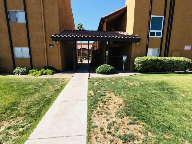 1831 W Mulberry Drive #219, Phoenix, AZ 85015 (MLS #6083675) :: The W Group