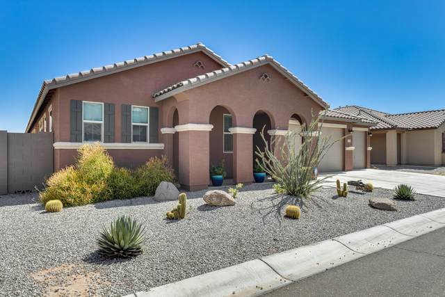 40521 W Marion May Lane, Maricopa, AZ 85138 (MLS #6083679) :: The Everest Team at eXp Realty