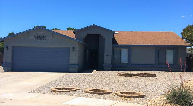 3316 Flat Rock Court, Sierra Vista, AZ 85650 (MLS #6083686) :: Lux Home Group at  Keller Williams Realty Phoenix