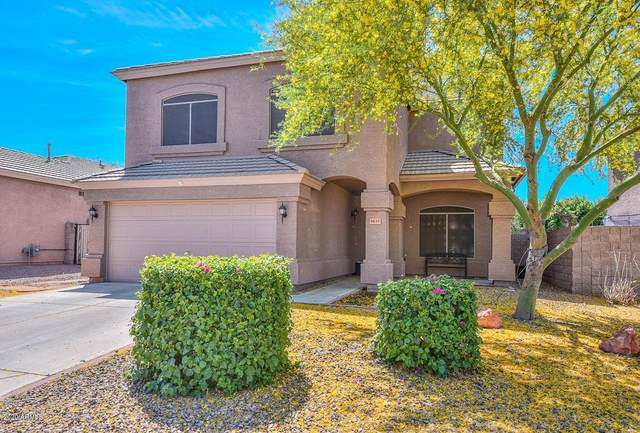 4633 E Chisum Trail, Phoenix, AZ 85050 (MLS #6083696) :: The Laughton Team